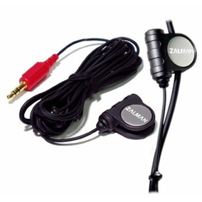 Microfone Lapela Zalman Zm-mic1 - Excelente Qualidade