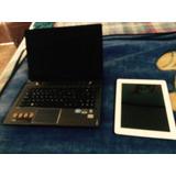 Laptop Gamer Lenovo + Ipad 3