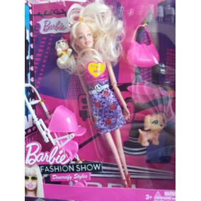 Boneca Barbie Fashion Show Dinersity Styles 29cm