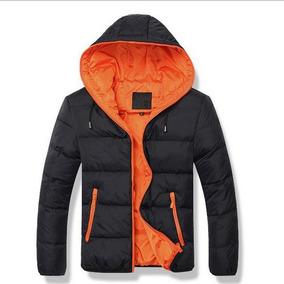 Jaqueta Acolchoada Blusa De Inverno Com Capuz 10%off 092e7cdfc54