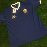 Camiseta Argentina 1986 Lecoq Alternativa Vs Uruguay