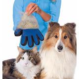 Guante Cepillo Mascota Perro Gato Uron Pelo Envío Dhl Gratis