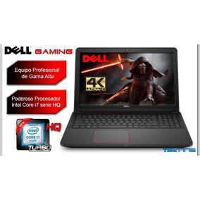 Laptop I7 Dell 4k Tactil Juegos Diseño Arquitectura Ingeni..