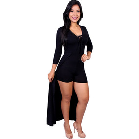 Vestido Longo Com Short Feminino Dultty - Asya Fashion