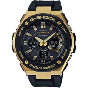 Reloj Casio G-shock Solar Gst-s100g-1a - 100% Nuevo En Caja