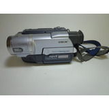 Camara De Video Sony Handycam Dcr-trv140 Digital 8