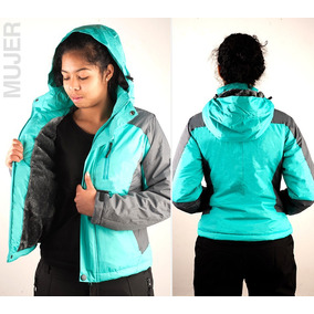 Parka De Dama Impermeable Outdoors
