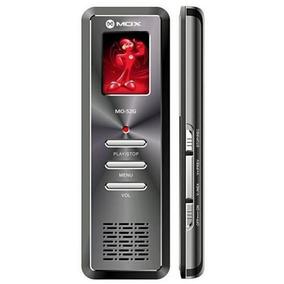 Gravador Espião Digital De Voz Mox + 8g