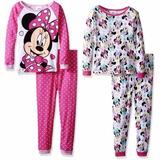 Pijamas Niños/as Importados Personajes Traídos De Usa!