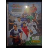 Fichario Adrenalyn Liga One France 2014/15 Panini 192 Cards