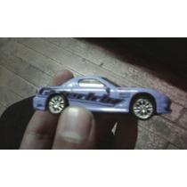 Mazda Rx7 De Rapido Y Furioso