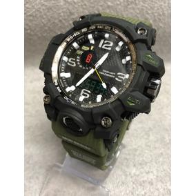1d3fcc7e7f0 Relogio Oxford Verde Amp Verde - Relógios no Mercado Livre Brasil