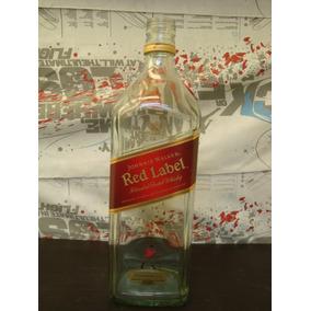 Misil Johnnie Walker Red Label 3 Litros Vacio * Changoosx