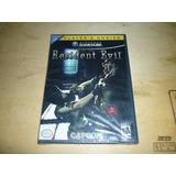 Resident Evil Nuevo Sellado Game Cube