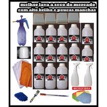 Produtos Para Lavagem A Seco Auto Wash (200)lavagens