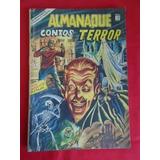 Almanaque Contos De Terror - 1959 - ( C/ Ressalva )