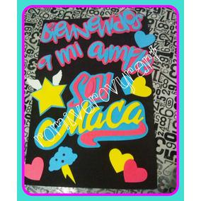 Cotillón Soy Luna (lapiceros+cartel De Bienvenida)