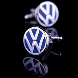 Gemelos Para Camisa Modelo Marca Auto Volkswagen