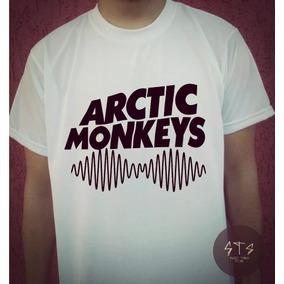 Camiseta Camisa - Banda Arctic Monkeys