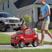 Carrito Montable Step2 Ford F150 Raptor Svt Ride On Wooow