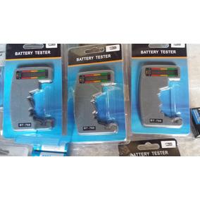 Testador Teste De Pilhas /baterias 1.5 V Aa Aaa, 9 V Bt-768