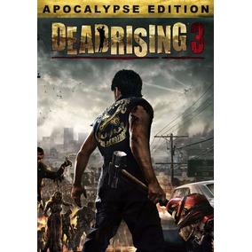 Dead Rising 3 Apocalypse Steam Original Entrega Inmediata