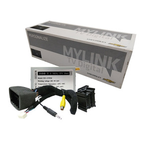 Desbloqueio Tela Tv Digital Original Mylink Onix Prisma Spin