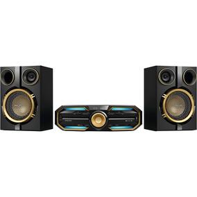 Novo Mini System Hi-fi Philips Fx30x/78 Com Mp3 Entrada Usb
