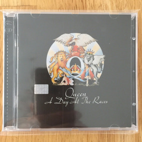 Cd Duplo - Queen A Day At The Races + Bonus Ep (2011)