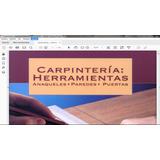 Manual De Herramientas De Carpintería Pdf Español + Regalo