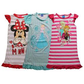 Lote 5 Vestidos Disney Niña Original Mayoreo Envío Gratis