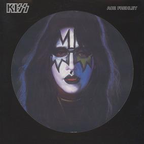 Kiss Ace Frehley Vinilo Lp Picture Disco Nuevo Stock Imp