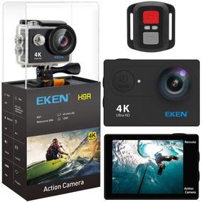 Camera Eken H9r 4k Original Wifi Controle Full Hd Moto Bike