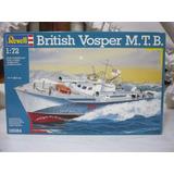 Lancha British Vosper Mtb Escala 1/72 - Revell