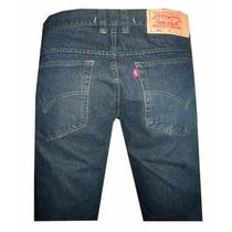 Calça Jeans Levis Azul Escuro + Frete Grátis