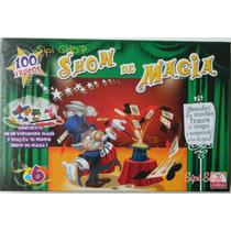 Juego Show De Magia 100 Trucos Implas Varita Magica Sipi