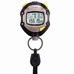 Reloj Casio Ampolleta Hs-70w-1d Cronometro De Mano Belgrano