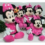 Minnie Rosa Kit Para Decoração De Festas Infantil