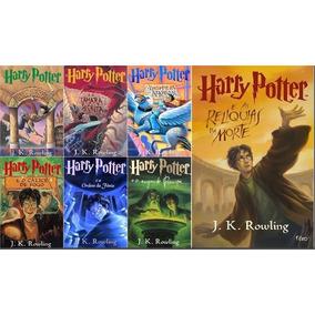 Coleção Completa Harry Potter + Criança Amaldiçoada 8 Livros