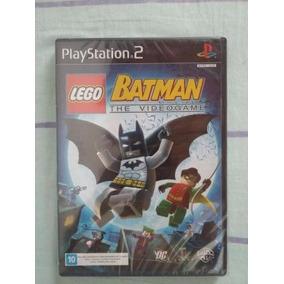 Lego Batman Original Ps2 Promoção!!!