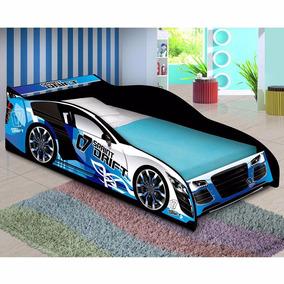 Cama Carro Infantil Para Criança - Promoção- Lojas Movz