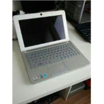 Netbook Sony Vaio Vpc-w160ab *bateria Descarregada*