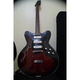 Guitarra Jolana Special. Fabricación Checa 1972 Vintage