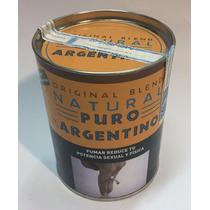 Tabaco Puro Argentino Lata 200gr-tabaco Para Armar