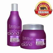 Platinum Blond Desamarelador Matizadormagic Forever Lis-m3