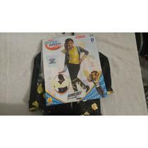 Disfraz Super Hero Girls Bumblebee S 3-4 Años (talla 4-6)