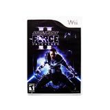 Star Wars The Force Unleashed Ii Nuevo - Nintendo Wii