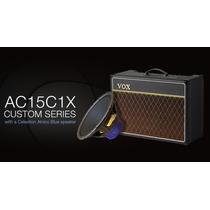 Vox Ac15c1x Amplificador | 15w Bulbos