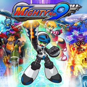 Mighty No.9 Ps3 Juego Digital En Manvicio Store!!!
