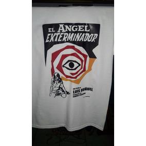 Playera Serigrafia Angel Exterminador Peliculas Mexicanas